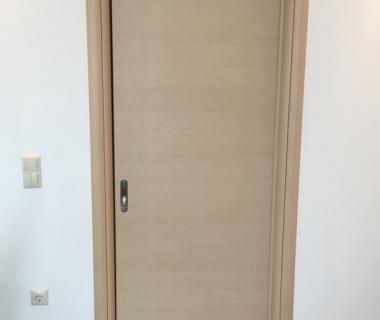 Πόρτα δωματίου laminate δρυς