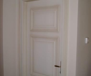 Πόρτα δωματίου απο πατίνα