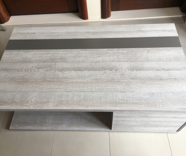 Τραπέζι σαλονιού απο μελαμίνι