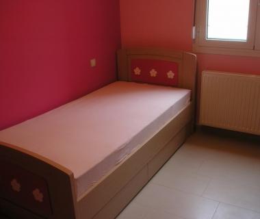 Παιδικό κρεβάτι για κορίτσι